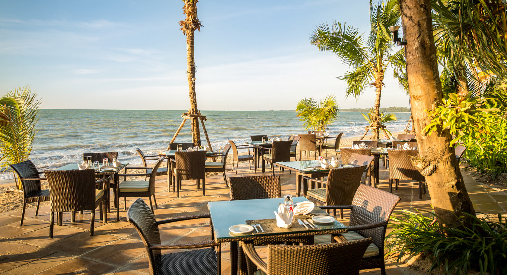 Robinson Khao Lak Strandrestaurant Bamboo