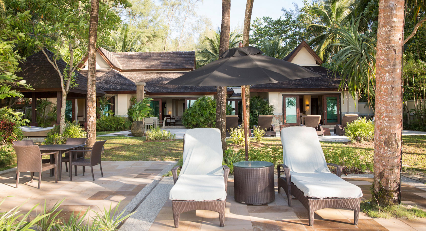 Robinson Khao Lak Villa mit Garten