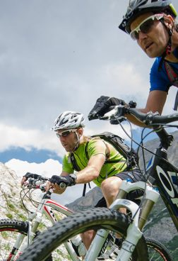Rosa Alpina by Aman - Mountain Biking