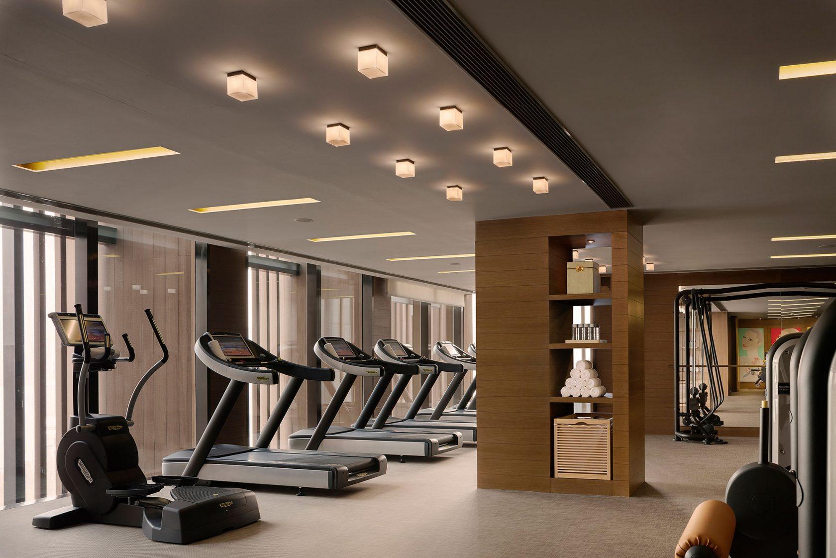 Rosewood Beijing Gym