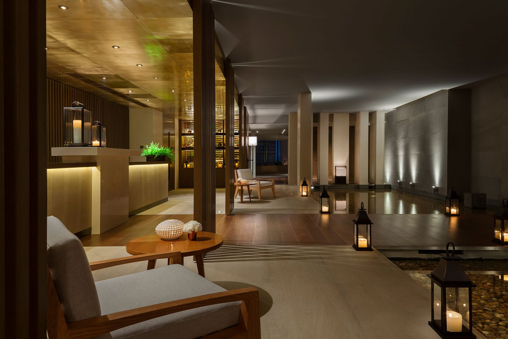 Rosewood Beijing Spa