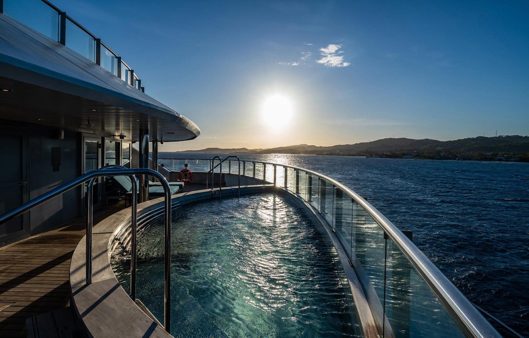 Scenic Eclipse – Luxury Yacht Cruises
