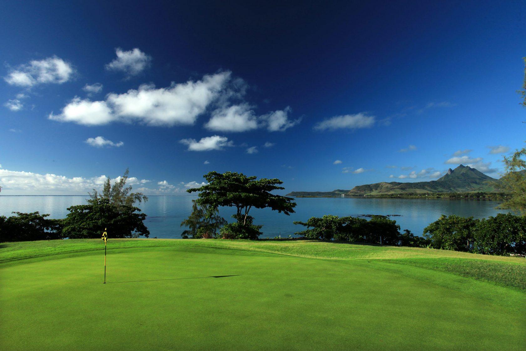 Shangri-La Touessrok Golfplatz