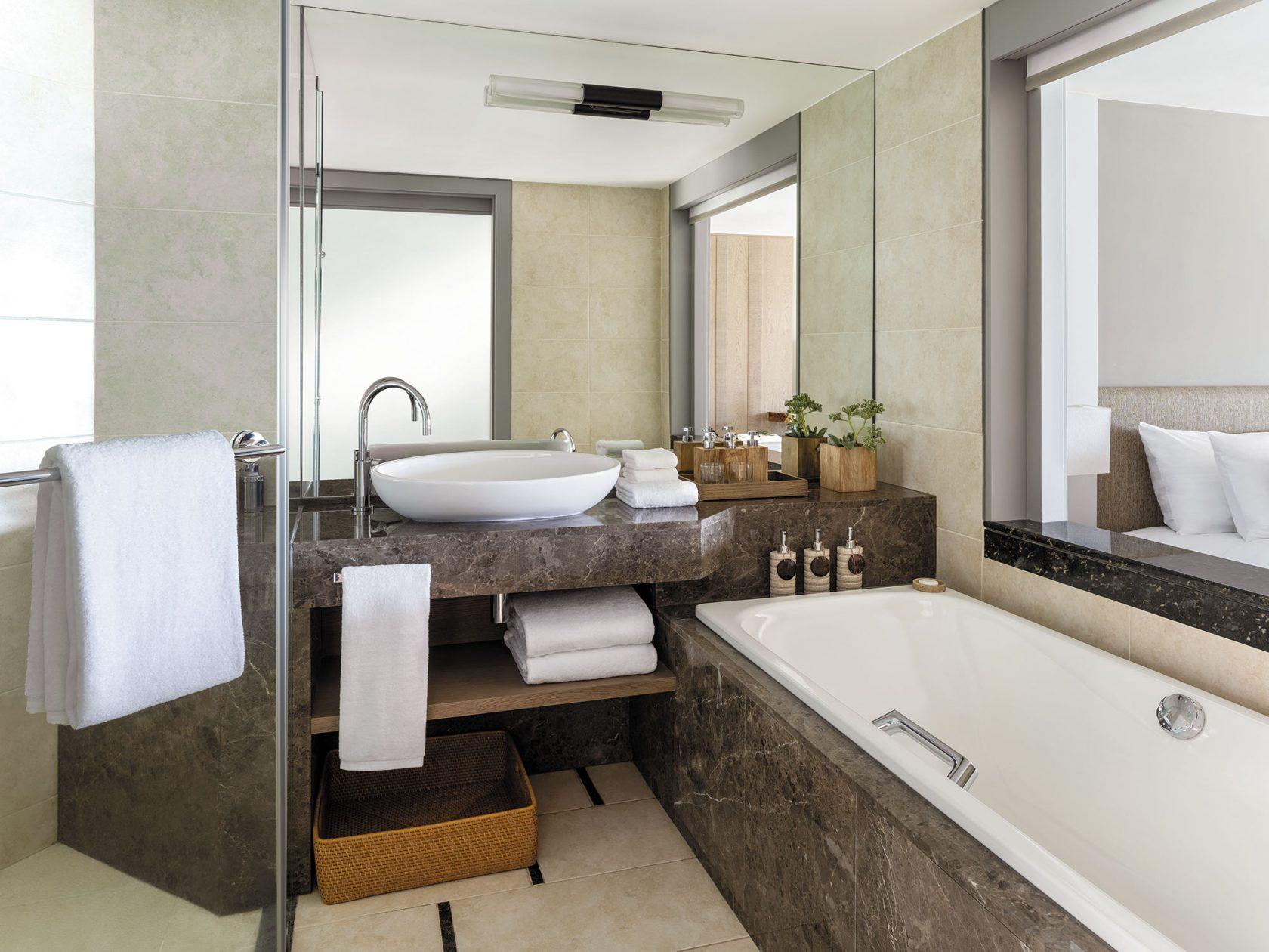 Shangri-La Touessrok Badezimmer