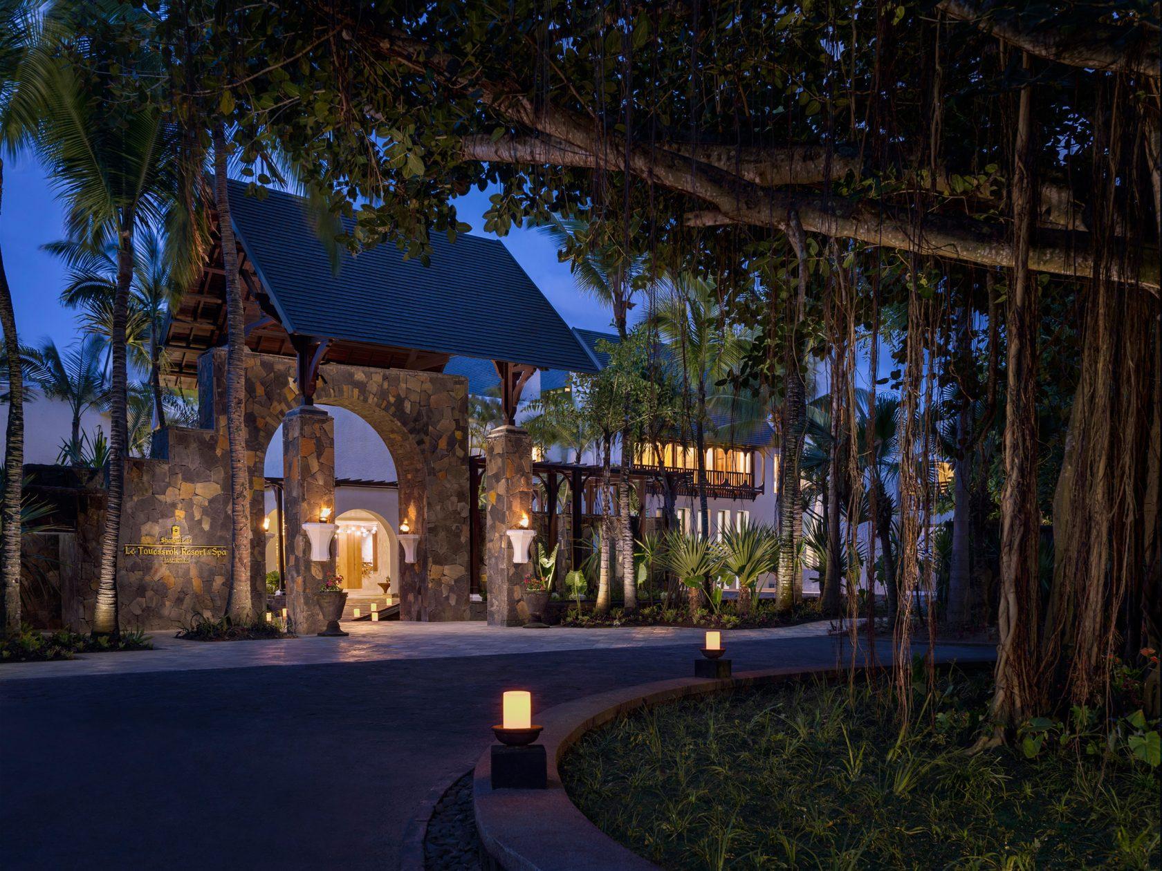 Shangri La Tousserok Mauritius