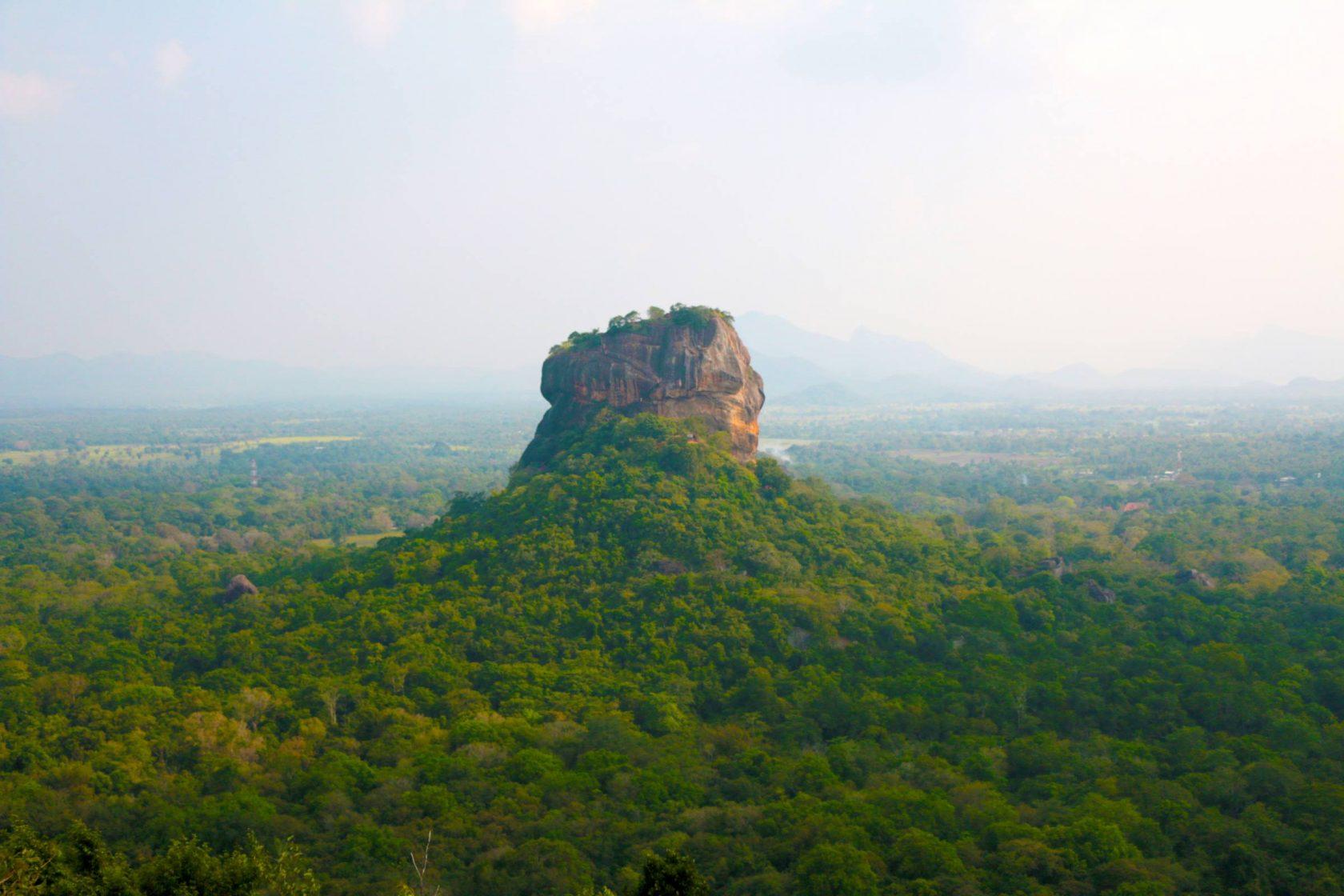 Sigiriya und Dambulla auf Sri Lanka