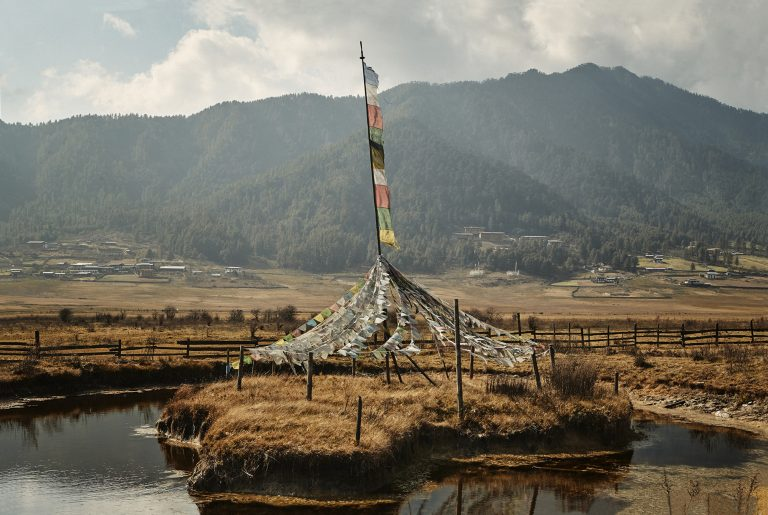 Six Senses Gangtey, Bhutan: Kloster
