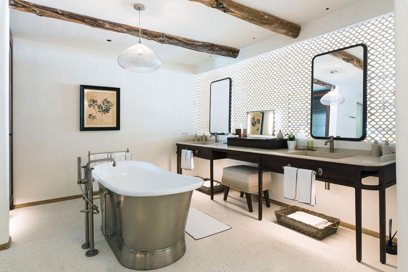 Six Senses Ibiza Bathroom