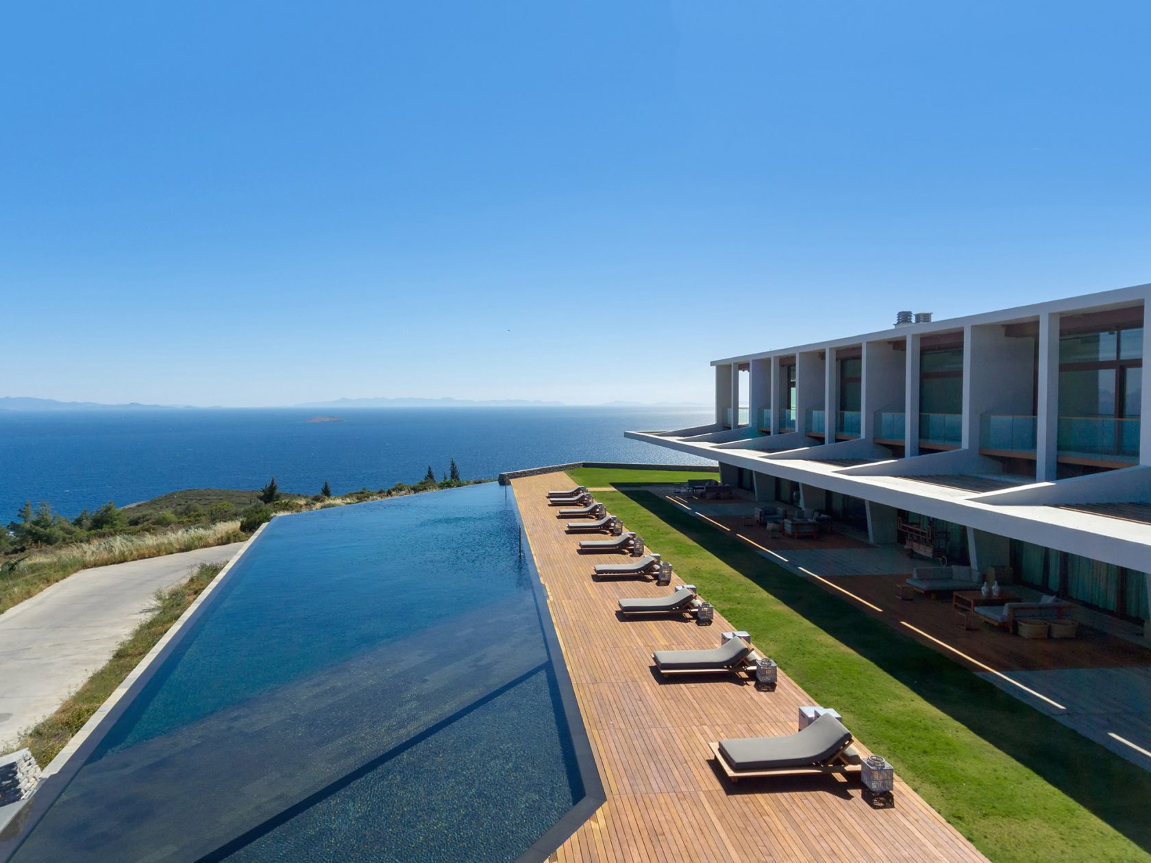 Six Senses Kaplankaya, Türkei – Club House