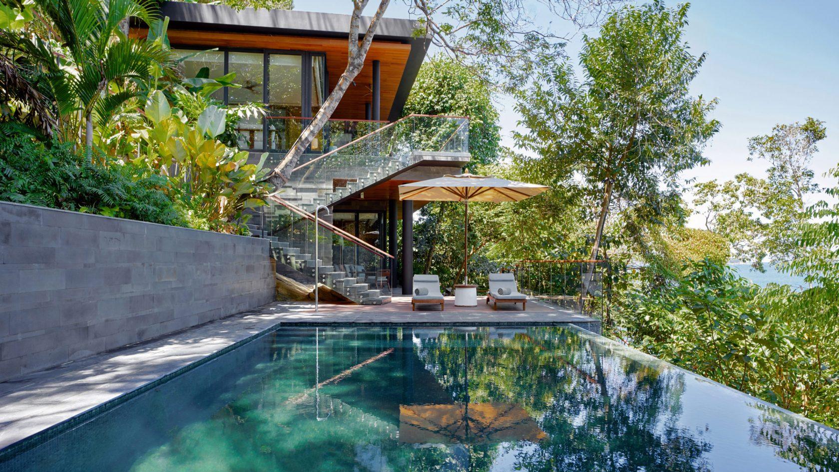 Six Senses Krabey Island, Kambodscha