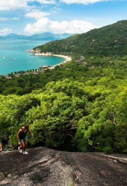 Six Senses Ninh Van Bay - Trekking