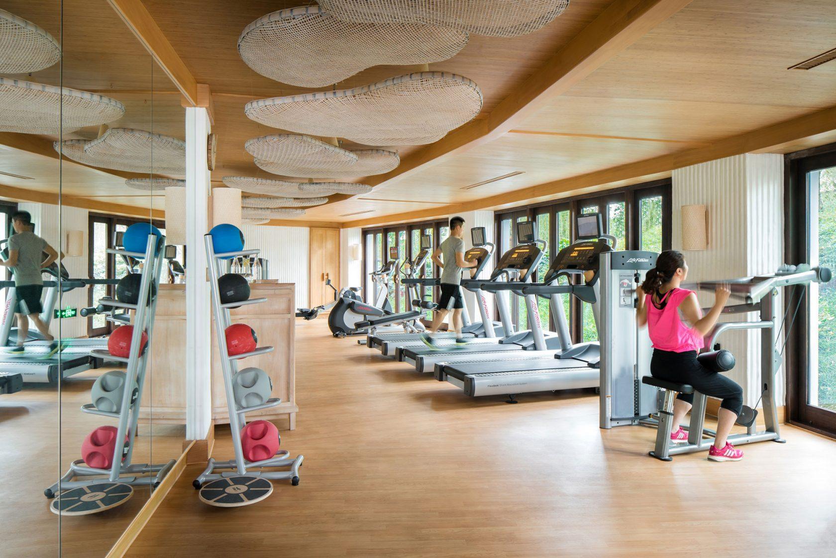 Six Senses Qing Cheng Mountain Gym