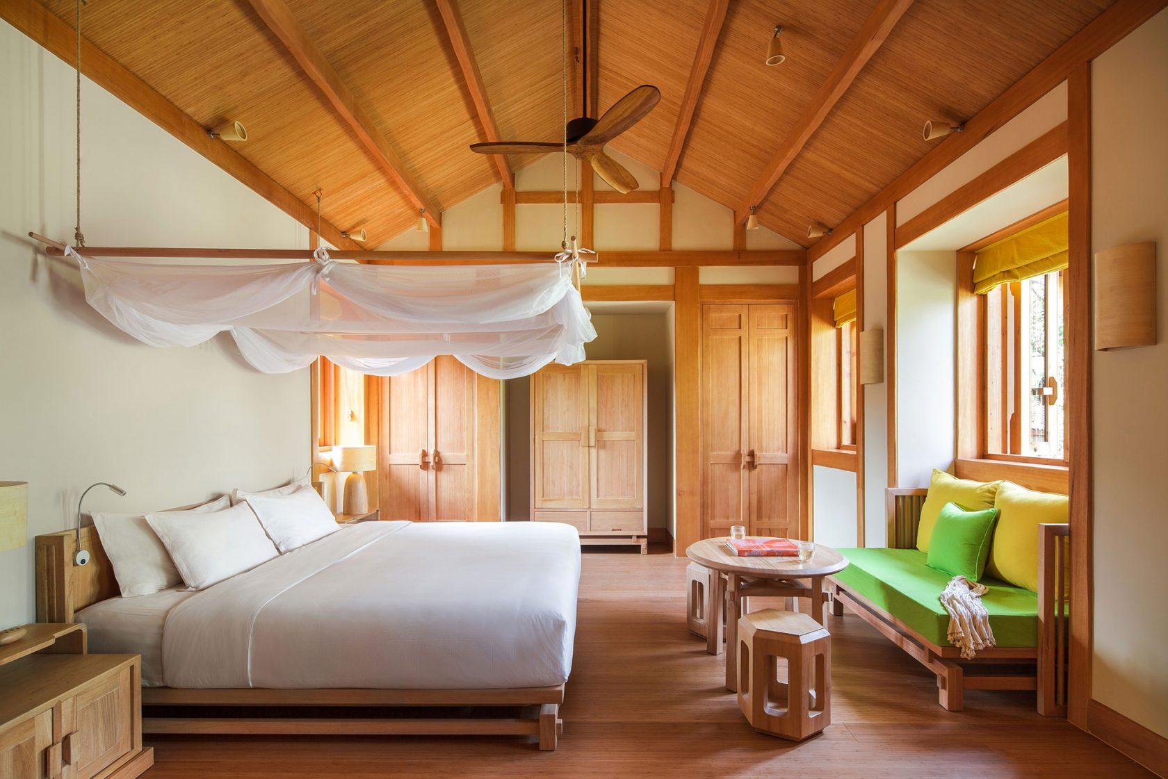 Six Senses Qing Cheng Mountain Deluxe Suite