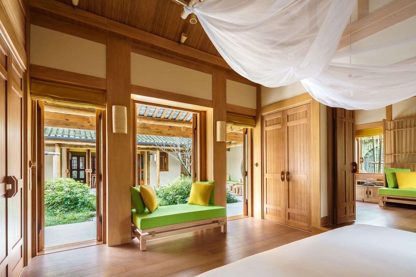 Six Senses Qing Cheng Mountain Two Bedroom Deluxe Courtyard Villa