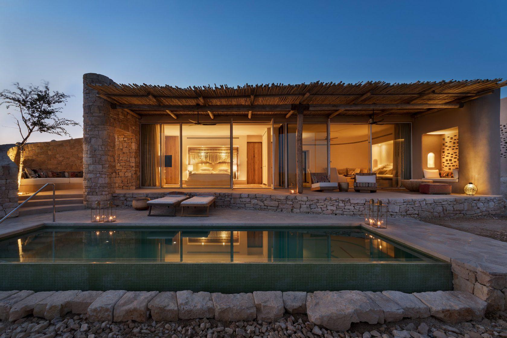 Six Senses Shaharut, Israel – Panorama Pool Villa