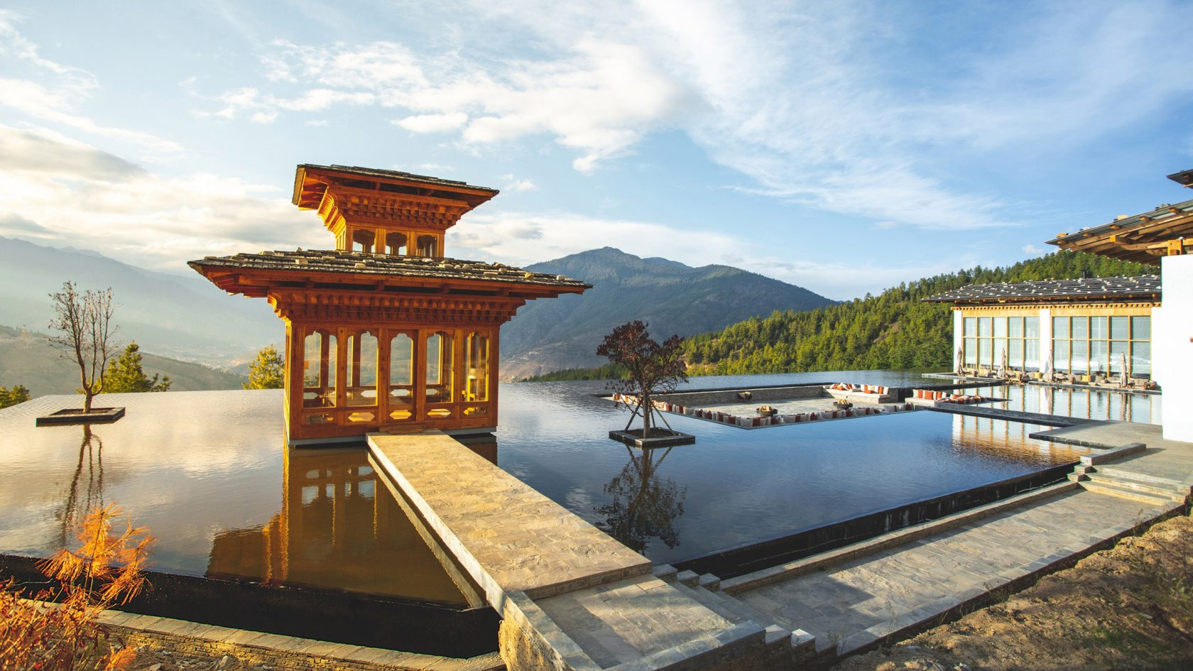 Six Senses Thimphu Bhutan buchen