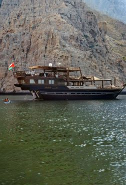 Six Senses Zighy Bay - Dhahab Dhow