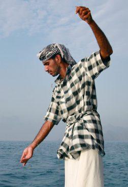 Six Senses Zighy Bay - Handleinen-Fischen