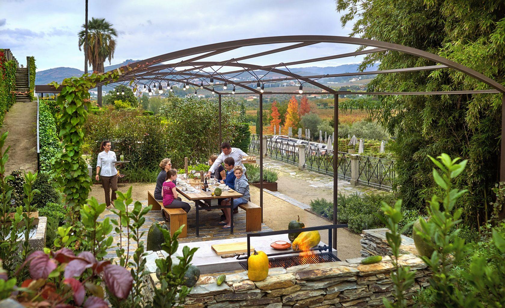 Six Senses Douro Valley, Portugal – Barbecue