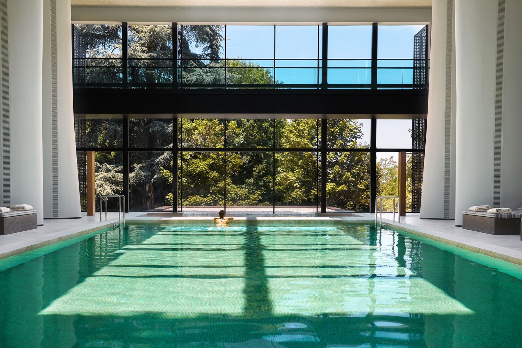 Six Senses Douro Valley, Portugal – Indoorpool
