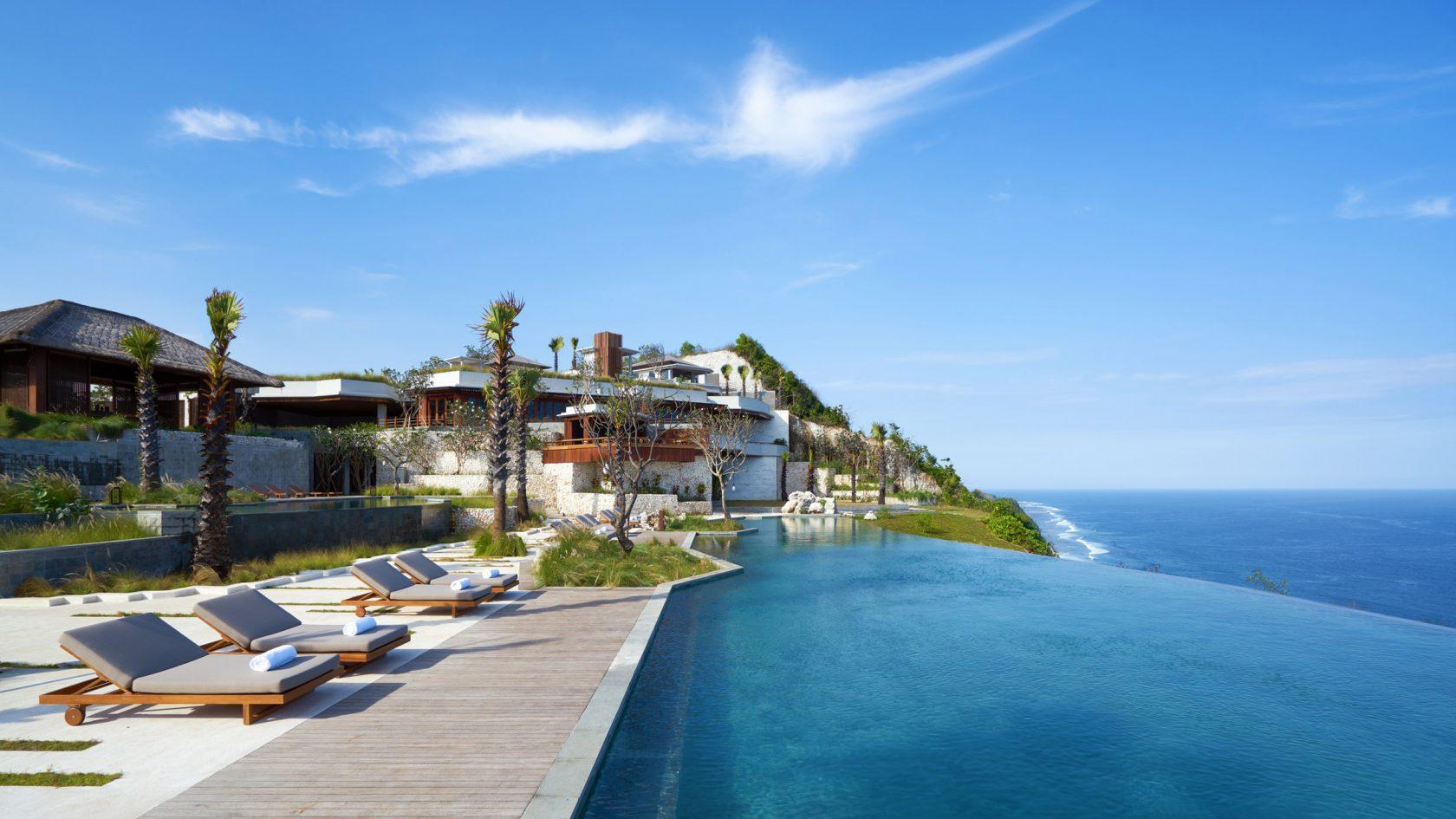 Luxushotel Six Senses Uluwatu Bali buchen