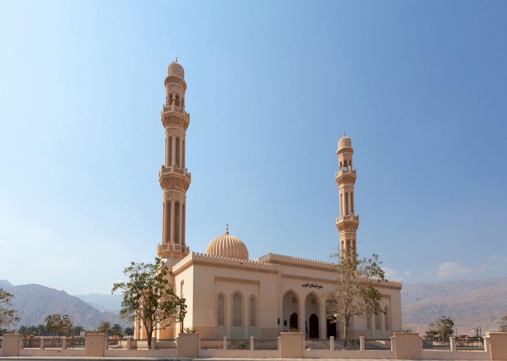 Six Senses Zighy Bay, Oman – Dibba Moschee