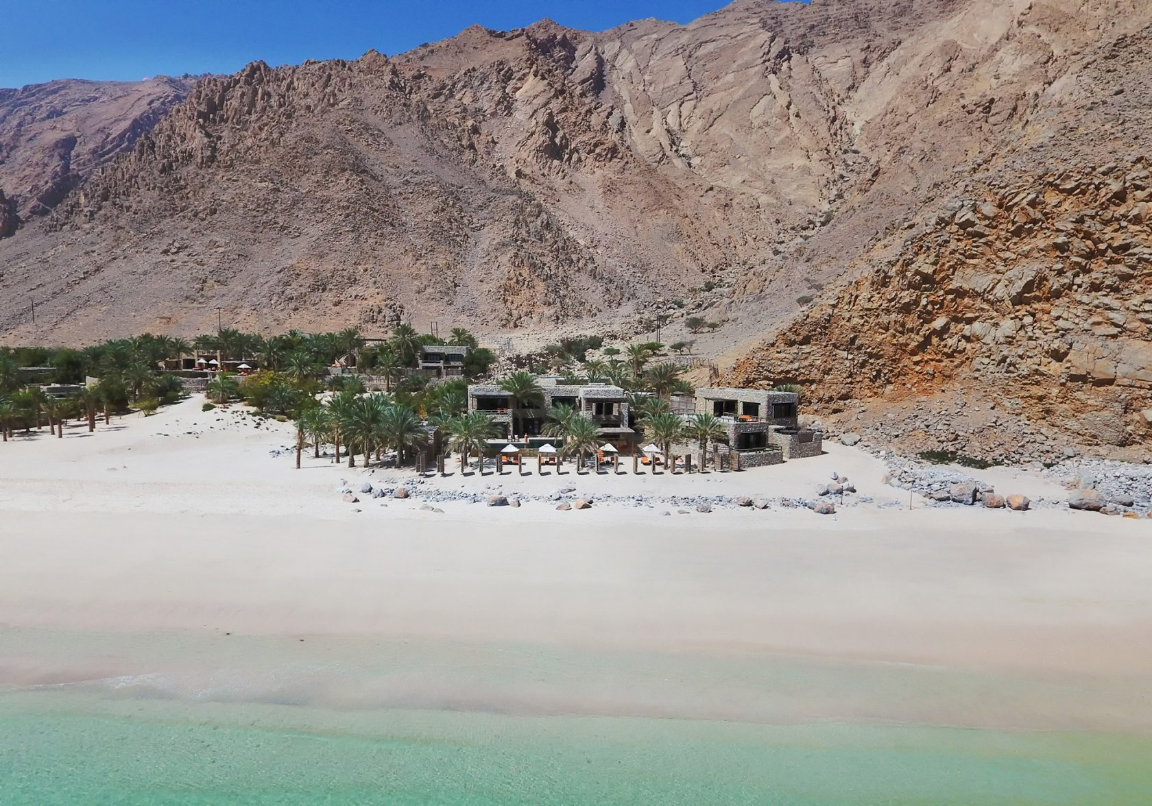 Six Senses Zighy Bay, Oman – Four Bedroom Beachfront Reserve