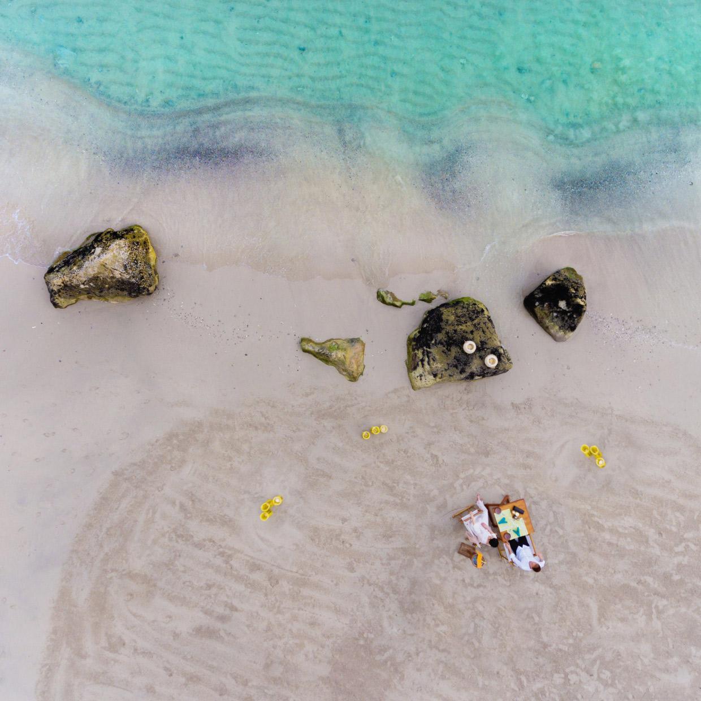 Six Senses Zighy Bay, Oman – Privates Dinner am Strand
