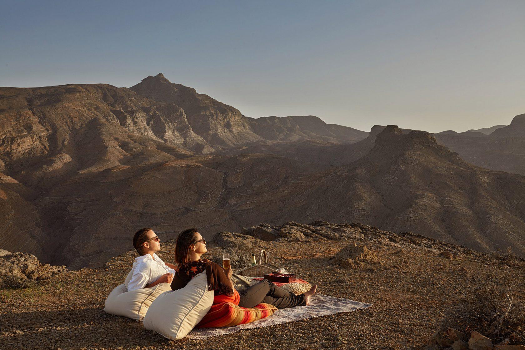 Six Senses Zighy Bay, Oman – Privates Picknick