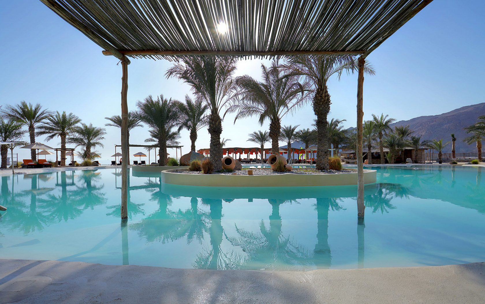 Six Senses Zighy Bay, Oman – Salzwasser-Pool