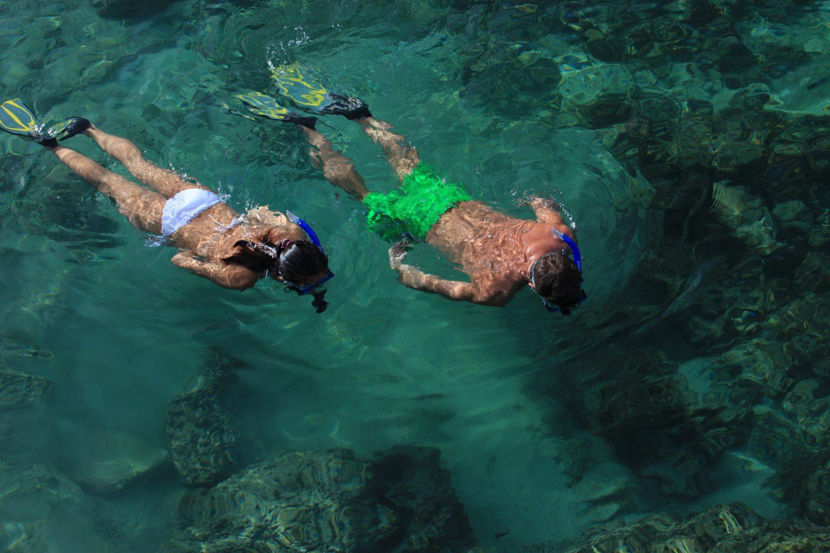 Six Senses Zighy Bay, Oman – Schnorcheln