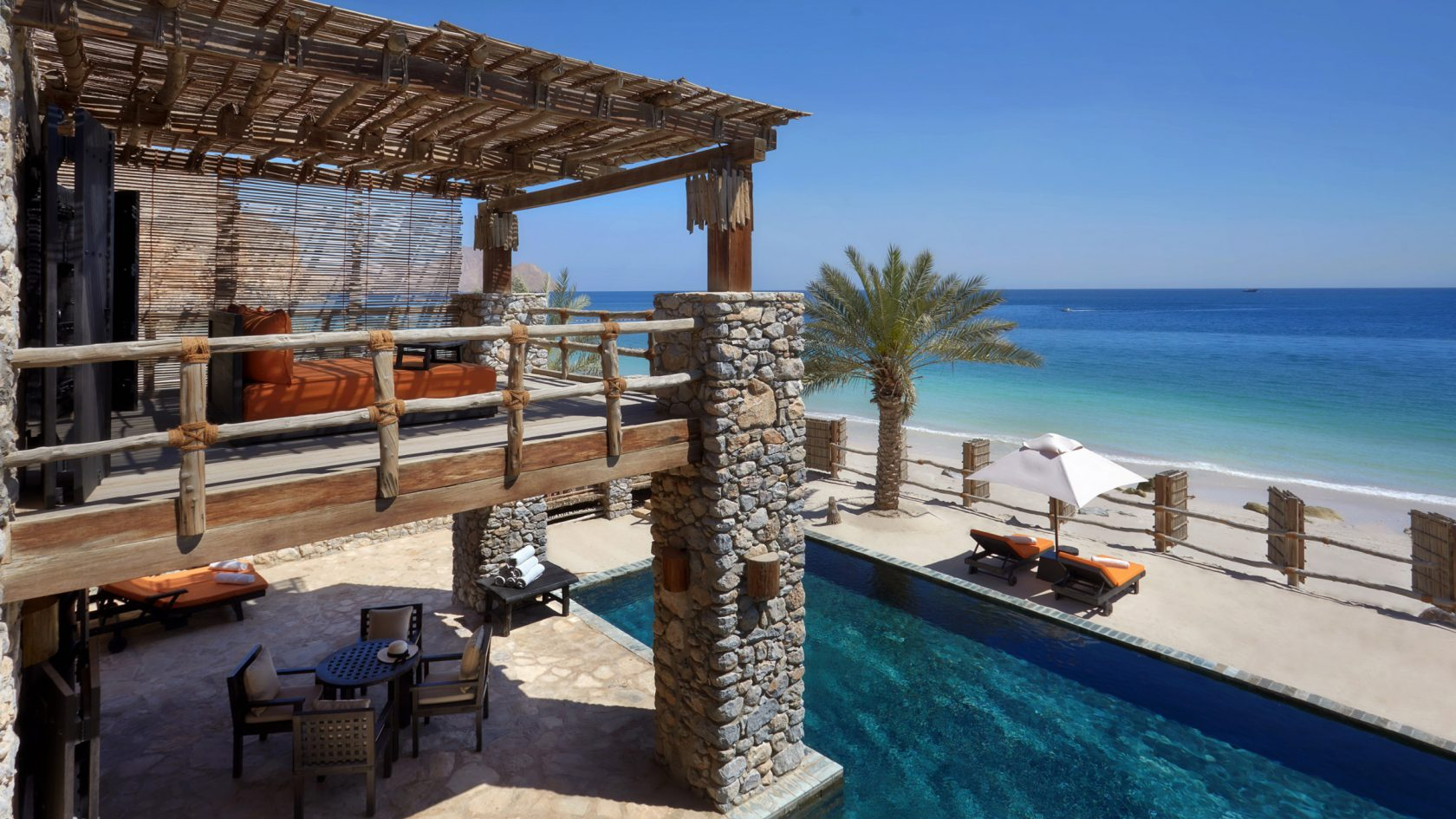 Six Senses Zighy Bay, Oman – Three Bedroom Beachfront Retreat
