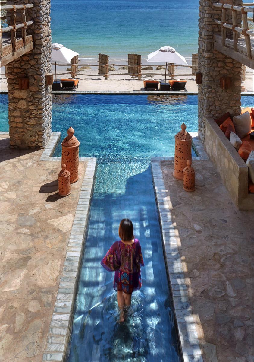 Six Senses Zighy Bay, Oman – Two Bedroom Beachfront Retreat