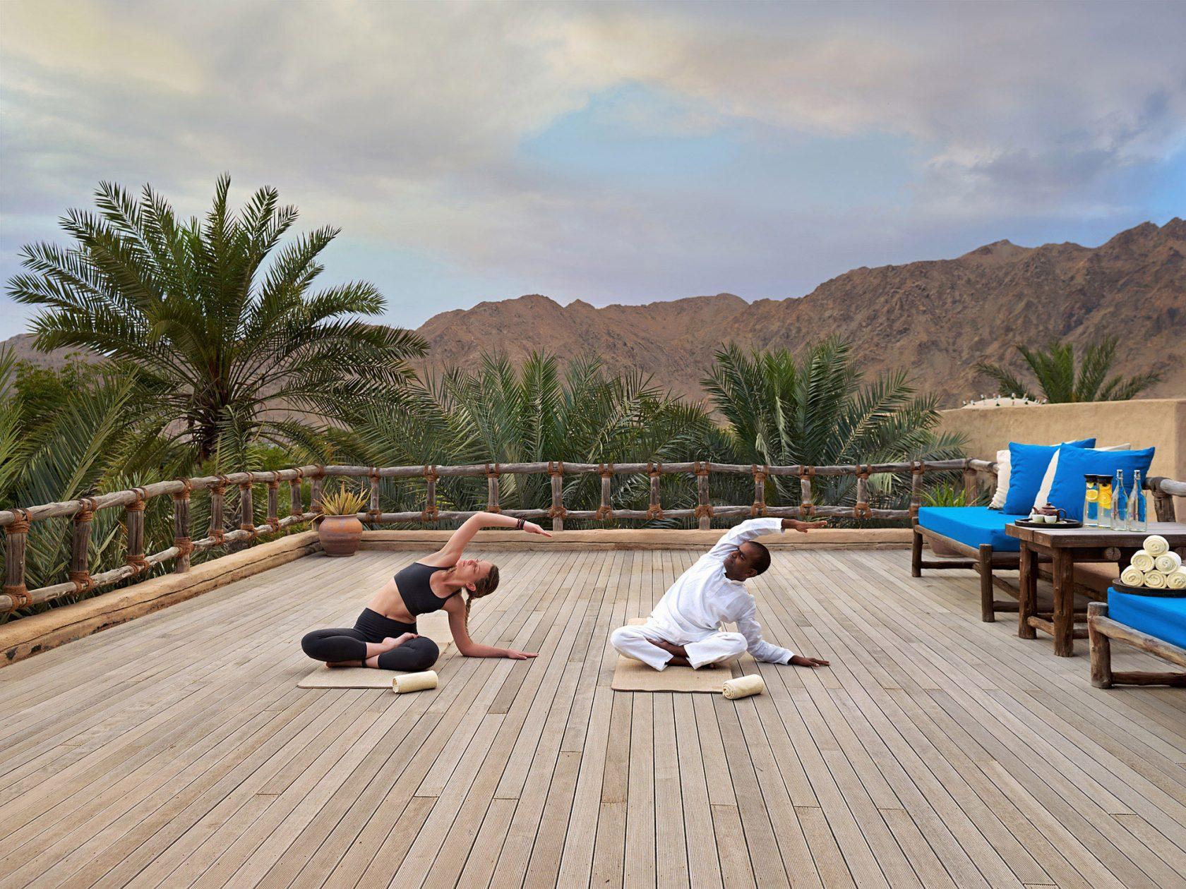 Six Senses Zighy Bay, Oman – Yoga