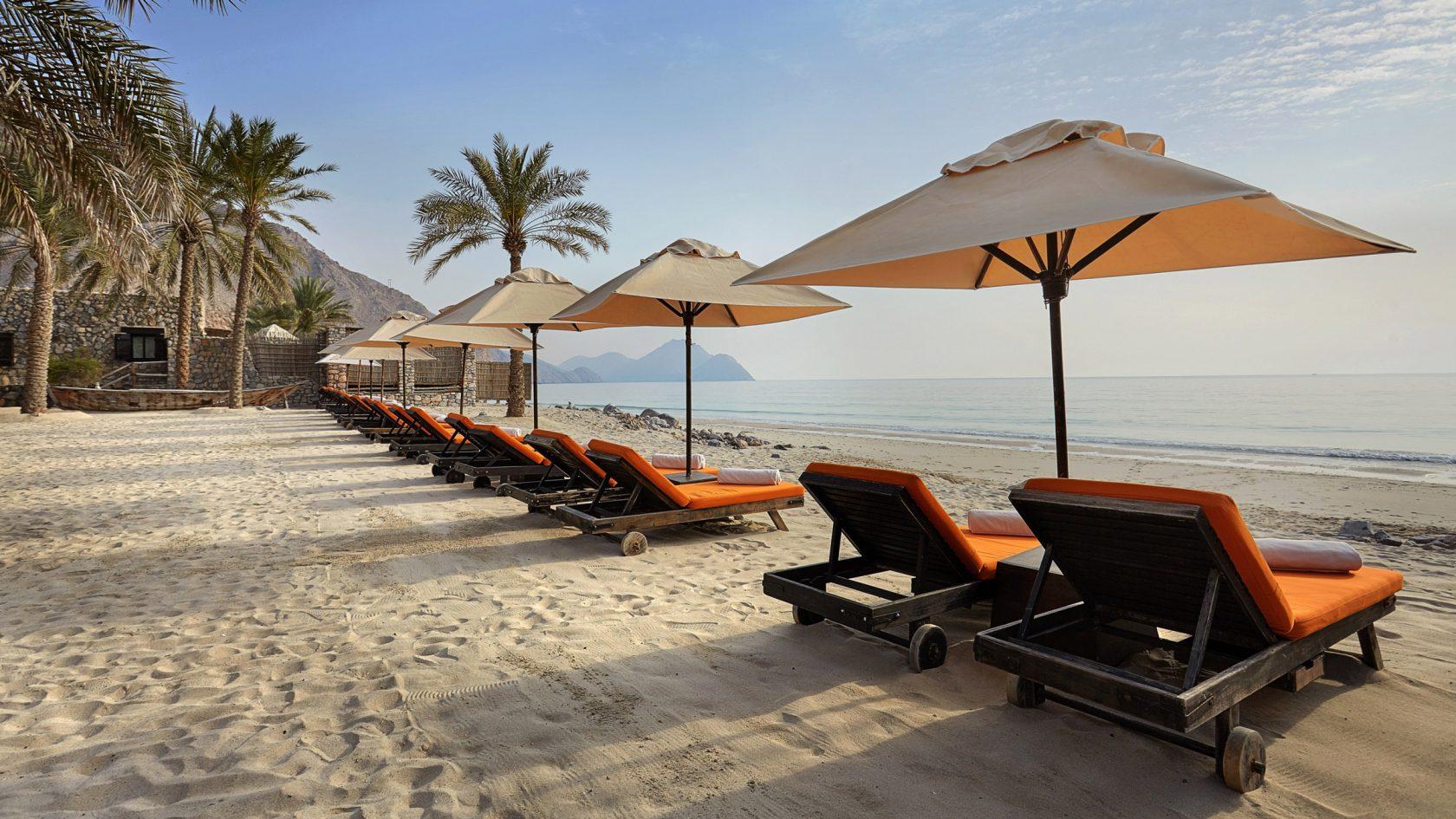 Luxushotel Six Senses Zighy Bay, Musandam/ Oman
