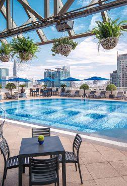 Sofitel Plaza Saigon, Vietnam – Schwimmingpool