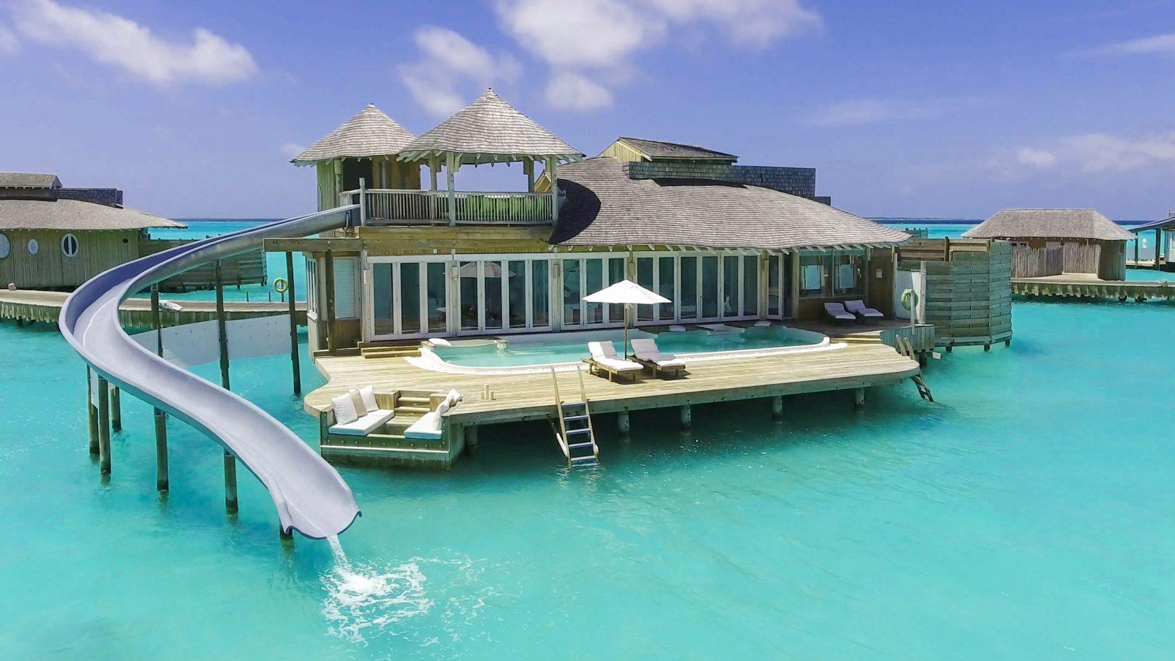 Soneva Jani Resort auf den Malediven