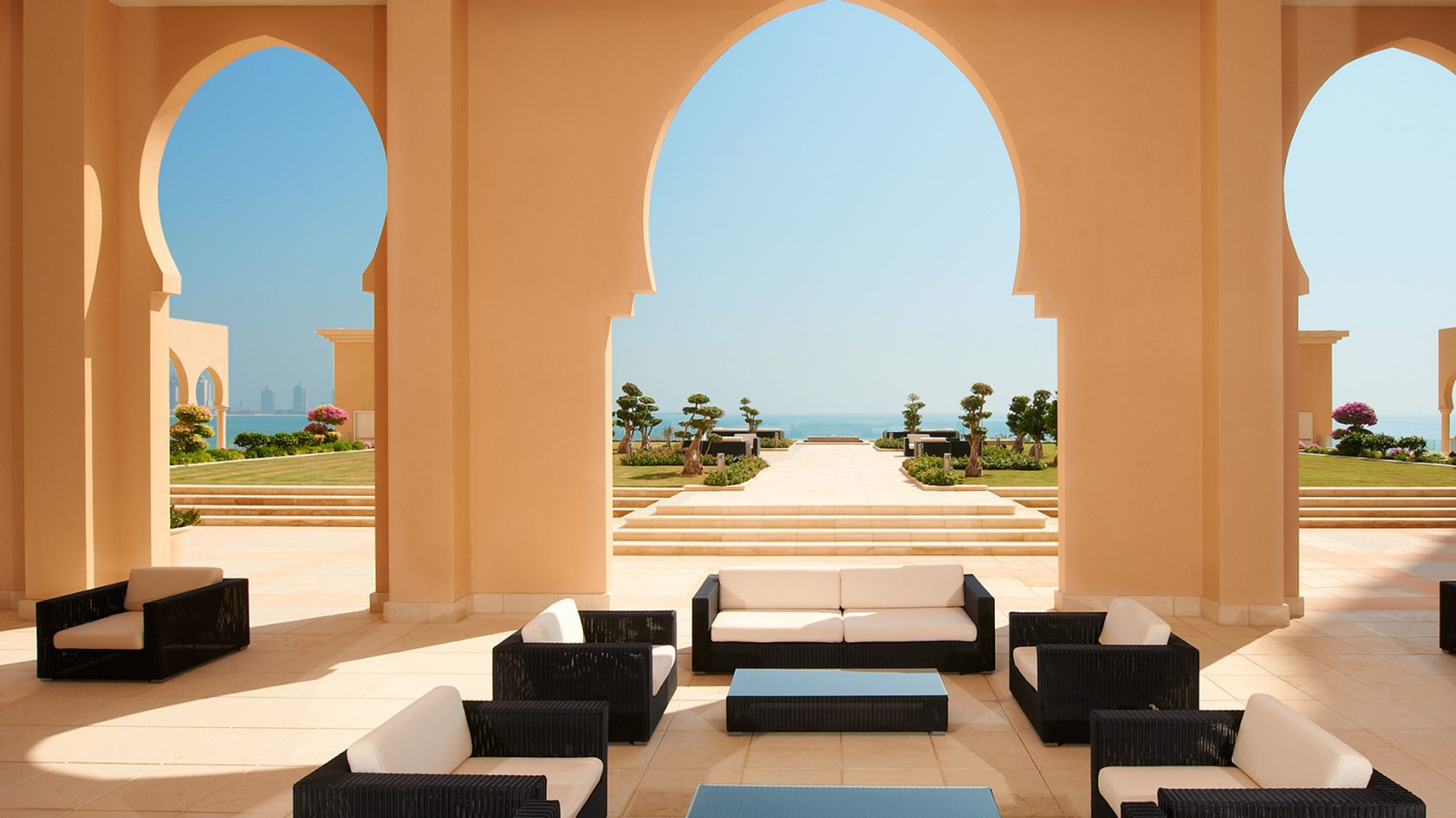 Privatreise Qatar – St. Regis Doha