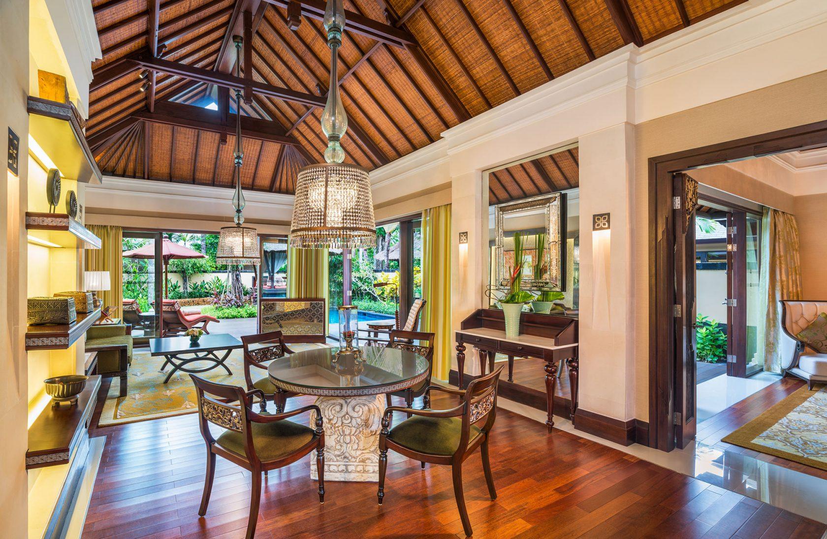 The St. Regis Bali Gardenia Villa Living Room