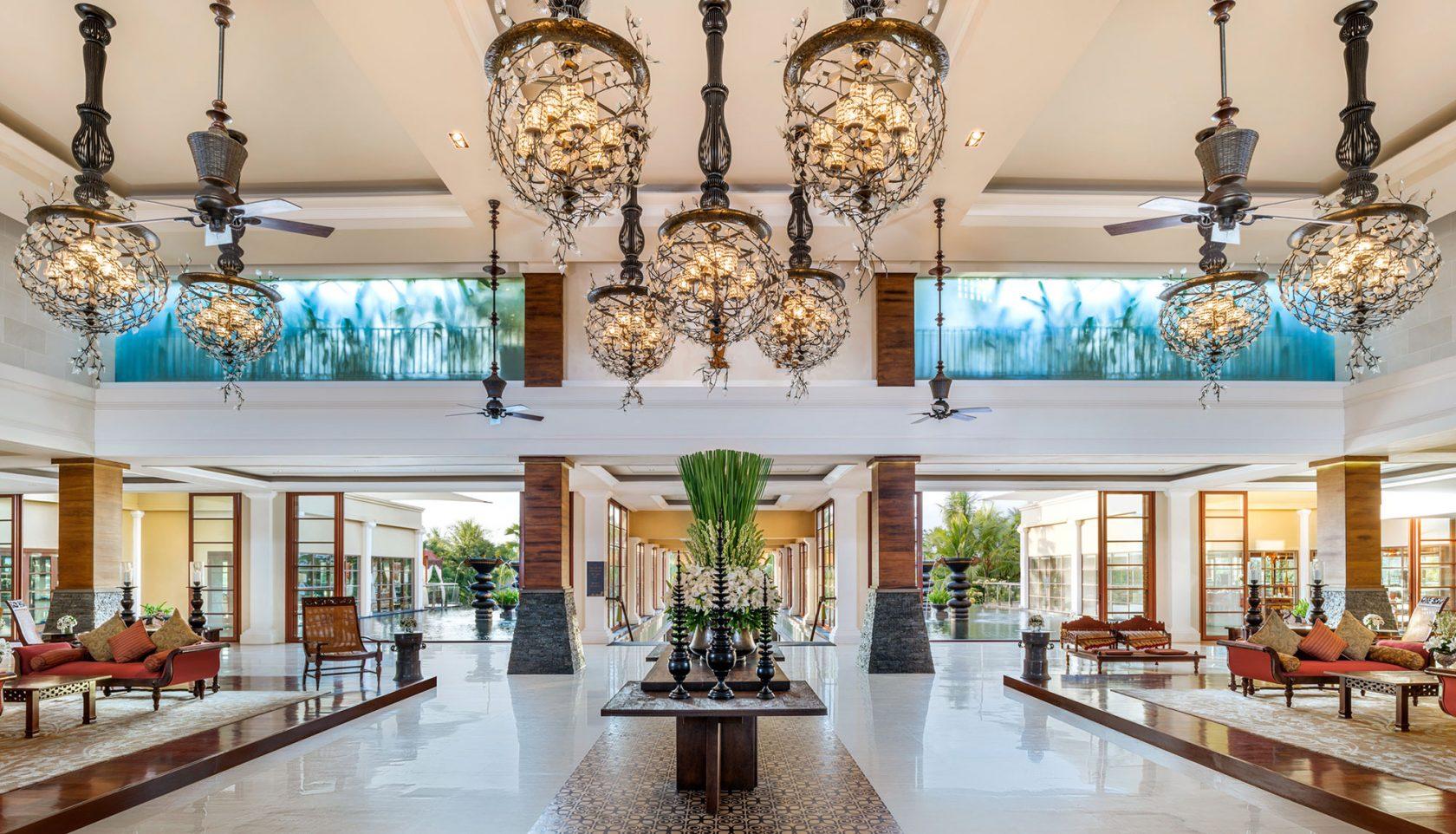 The St. Regis Bali Lobby
