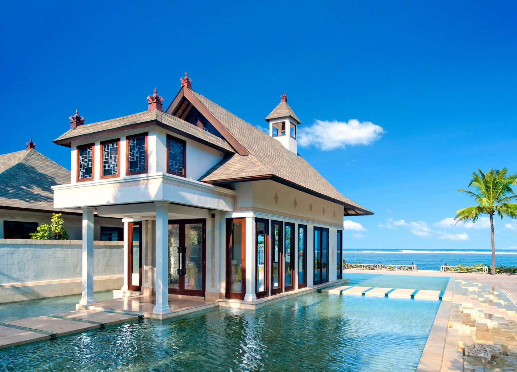 The St. Regis Bali The Oceanfront Cloud Ninr Chapel