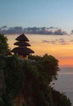 St. Regis Bali - Uluwatu-Tempel