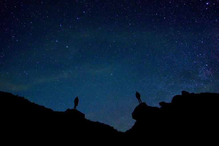 Stargazing im Oman