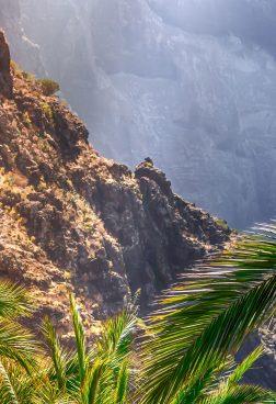 Teneriffas Landschaft