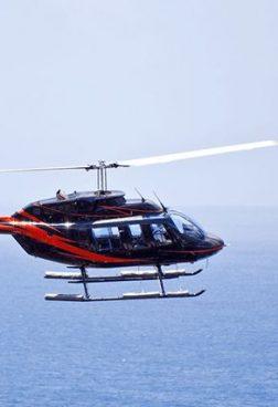 The Oberoi Dubai - Hubschrauberflug