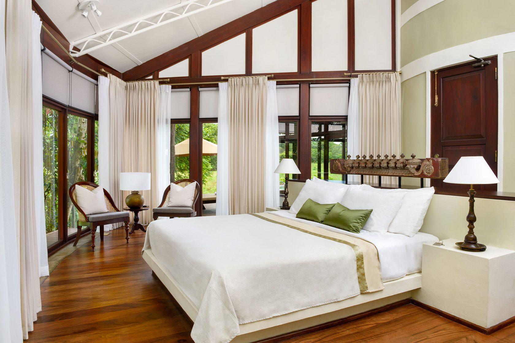 Ulagalla by Uga Escapes Nikawewa Villa Master Bedroom
