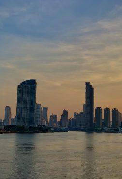 W Bangkok - Dinner-Bootsfahrt