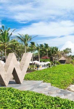 W Bali - Seminyak: Strand