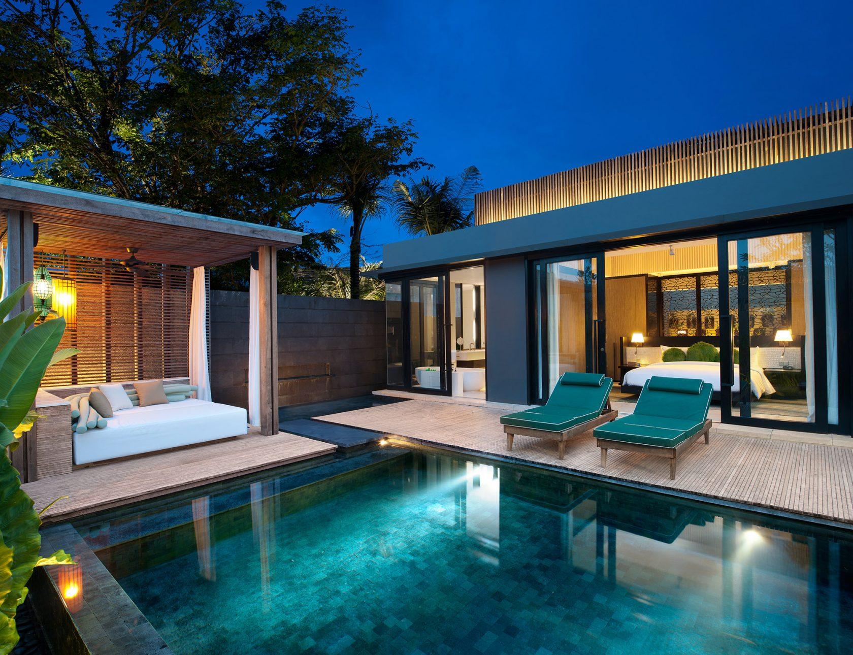 W Bali Seminyak – Marvelous 1 Bedroom Villa mit Pool