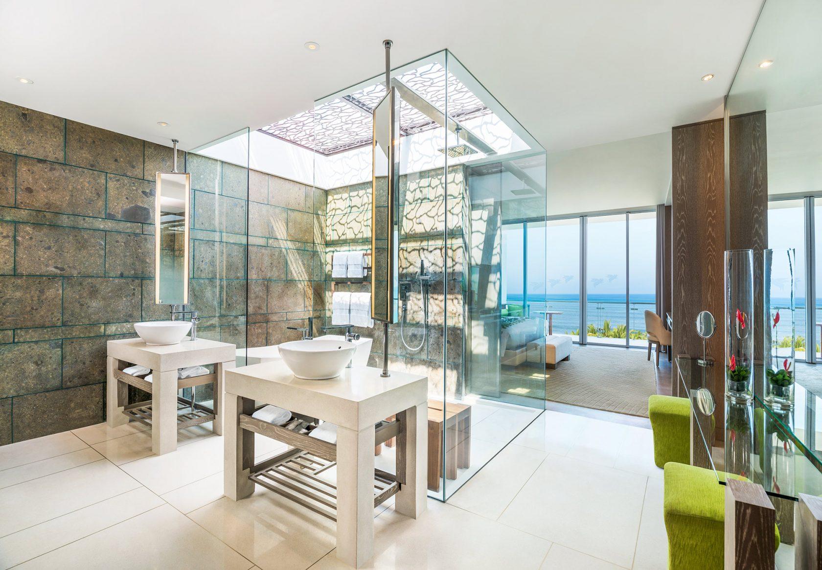 W Bali Seminyak – Marvelous Suite Badezimmer